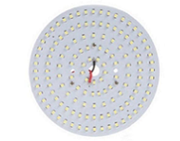 ILPB Series LED Printed Circuit Boards 46 watt 12 in. Diameter 24 vdc 5000K