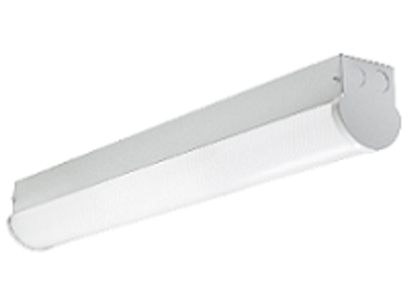 ILSC2-5K 18 Watt 5000K LED Strip Light Fixture, 2 ft Fluorescent Channel light Replacement