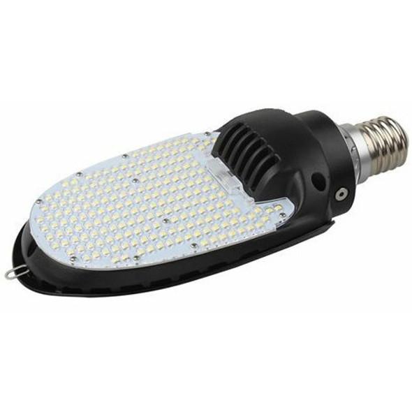 ILFCS-54-5K 54W LED Street Light, Directional LED Retrofit module 150 Degree Beam Angle Lamp with E39/E40 Mogul Base UL Listed 5000K DLC Certified