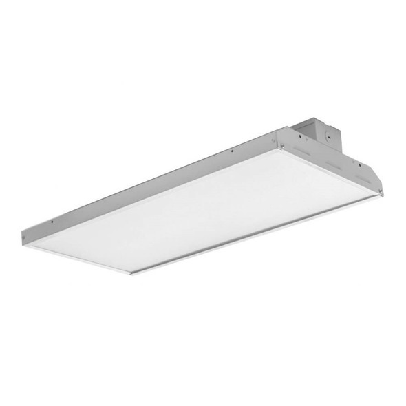 ILECOHB2425 57,000 Lumen LED Linear High Bay 10 year Warranty, LED Light Fixture ILECOHB Series 425 Watt 2x4 Ft DLC