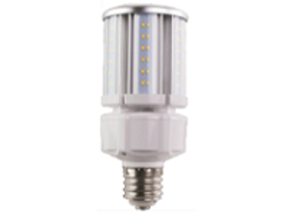 ICEX3920-5K Compact LED Corn Light Bulb, 20 Watt EX39 Base ETL DLC Listed 5000K, 2600 lumens