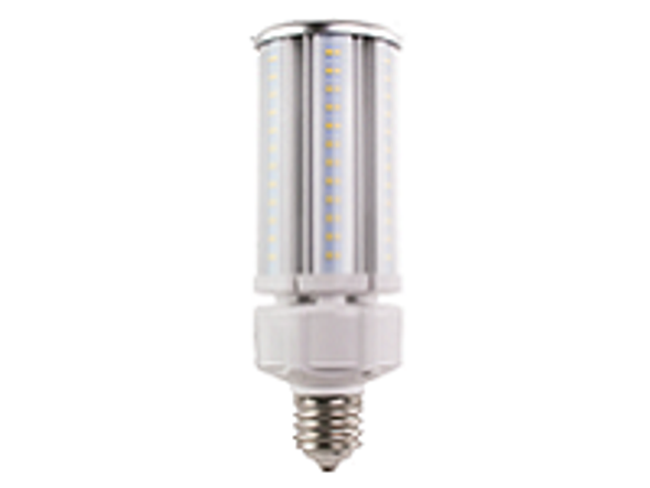 ICEX3950-5K Skinny LED Corn Light Bulb,50 Watt EX39 Base ETL DLC Listed 5000K, 6500 lumens Fanless Heatsink Design