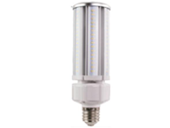ICEX3960-5K Small Diameter LED Corn Light Bulb, 60 Watt EX39 Base ETL DLC Listed 5000K, 7800 lumens Fanless Design