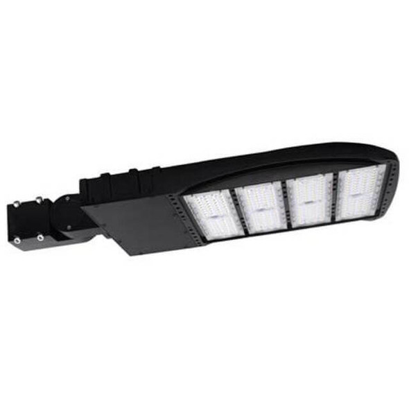 LKHM240-4K-S 240 Watt, 33000 Lumens LED Area Light Fixture with slipfitter mount, 4000K Color Temp Flood light 1000 Watt MH Equivalent