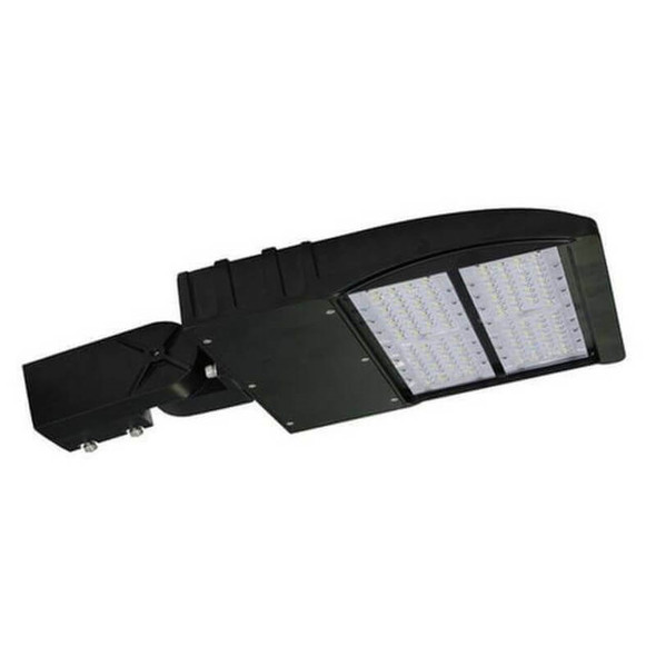 LKHM90-4K-S 90 Watt, 13000 Lumens LED Area Light Fixture with slipfitter mount, 4000K Car Lot Light Fixture 400 Watt MH Equivalent