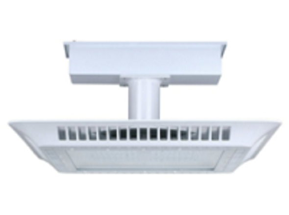 LGSR150-5K 150w LED Retrofit Gas Station Canopy light Fixture for HID replacement for Petroleum filling Stations DLC Certified