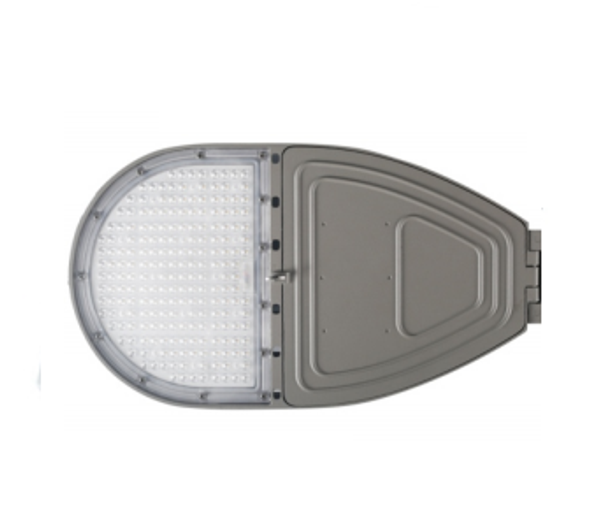 LST1-100-5K 100 Watt LED Street Fixture, DLC Certified Shorting Cap included 12500 lumenS