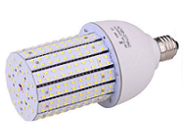 ICD20-5K Triac Dimmable 20 Watt Corn Cob LED for 120 Volt Circuits, 360 Degree Beam Angle Mogul / medium Base 5K Color Temp