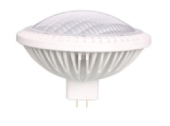PAR64D-4K Dimmable LED Par64 Lamp with GX16D Base 4000K Color Temp 120v Triac Dimming Compatible