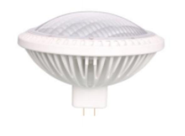 PAR64D-4K Dimmable LED Par64 Lamp with GX16D Base 4000K Color Temp 120v Triac Dimming Compatible