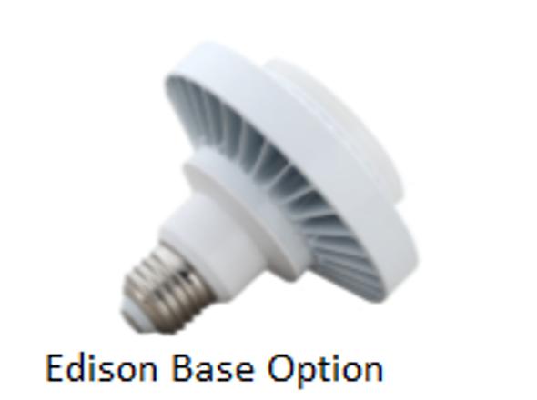 ICFV30-4K 30 Watt Round Type B LED PL light Bulb 140 degree Beam Angle 4000K, 42W CFL Replacement 3000 Lumens