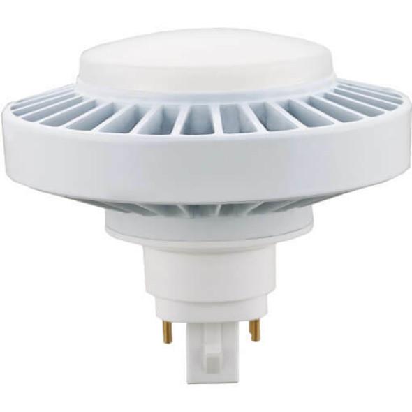ICFV30-4K 30 Watt Round Type B LED PL light Bulb 140 degree Beam Angle, 42W CFL Replacement 3000 Lumens, 4000K