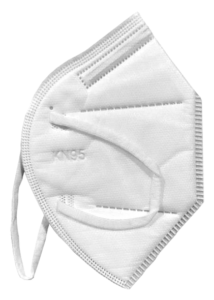 KN95 - Particle Respirator Face Mask - 500 PACK