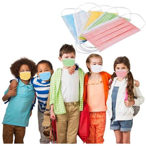 Kid's Face Masks