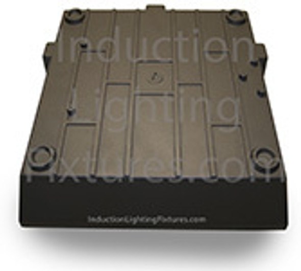 "IGF2100 100 Watt Induction Parking Garage Light Fixture / 12"" Square Outdoor Fixture, Canopy Light"