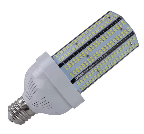 ICY 100 Watt LED Corn Light Metal Halide Replacement, ETL Listed DLC