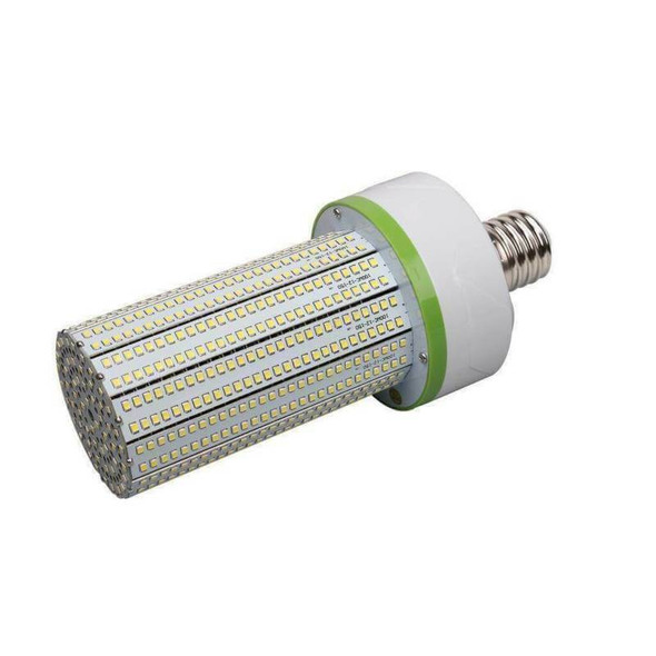 IC60 60w LED Corn Light Metal Halide Replacement, UL DLC Listed, 60 Watt, E26 or E39