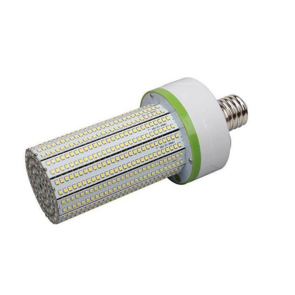 IC80 80w LED Corn Light Metal Halide Replacement, UL DLC Listed, 80 Watt, E26, E39