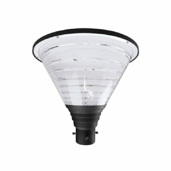 EL-HPTW27 60 Watt Modern Hourglass LED Post Top