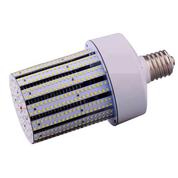 ICD60 Triac Dimmable 60 Watt Corn Cob LED 120v, 360 Degrees, E26 / E39 Base UL & DLC 3000K - 6000K
