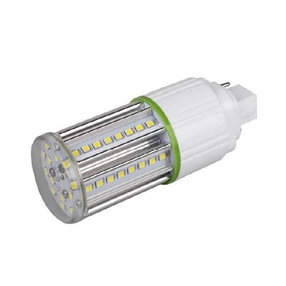 ICS7 7 Watt LED PL Plug-In Corn Light, Cluster 360 Degree  with G24d (2 Pin) or G24q (4Pin) Base 3K 4K 5K 6K