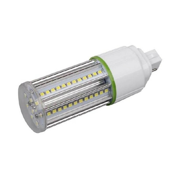 ICS9 9 Watt LED PL Plug-In Corn Light, Cluster 360 Degree  with G24d (2 Pin) or G24q (4Pin) Base 3K 4K 5K 6K