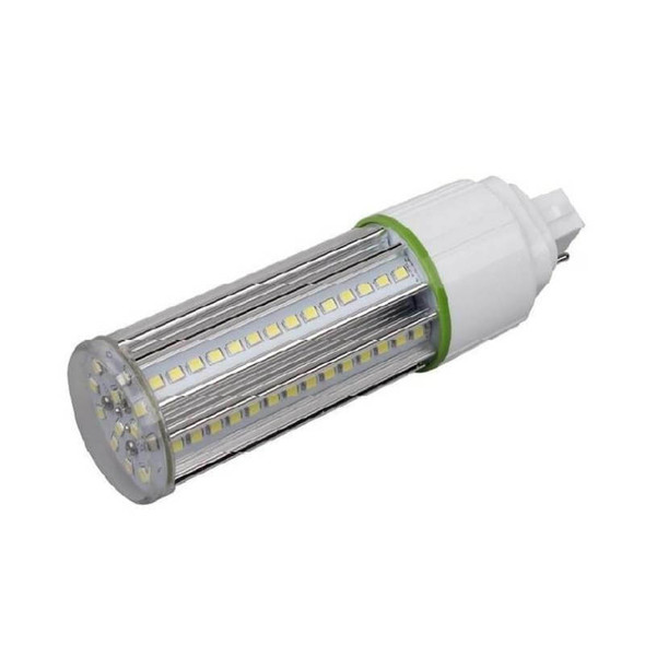 ICS12 12 Watt LED PL Plug-In Corn Light, Cluster 360 Degree  with G24d (2 Pin) or G24q (4Pin) Base 3K 4K 5K 6K