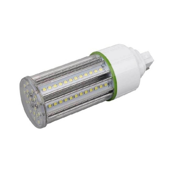 ICS15 15 Watt LED PL Plug-In Corn Light, Cluster 360 Degree  with G24d (2 Pin) or G24q (4Pin) Base 3K 4K 5K 6K
