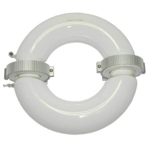 ILRLBJK80 80W Induction Circular Light Round Replacement Lamp JK ST80W 103WJY080HRZ01 120v 3000K - 5000K (Lamp Only)