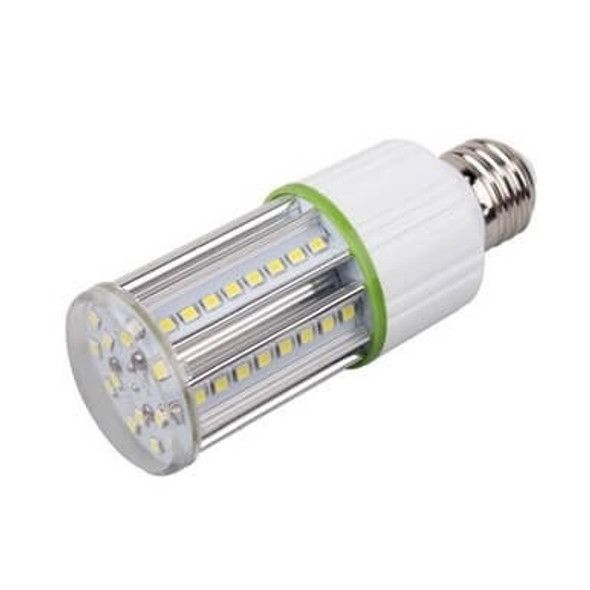 ICM7-IP64 7W LED Corn Light, SNC-CLW-7WA1 7 Watt LED HID, 360 Degree Beam Angle E26/E27 Base UL 3000K - 6000K