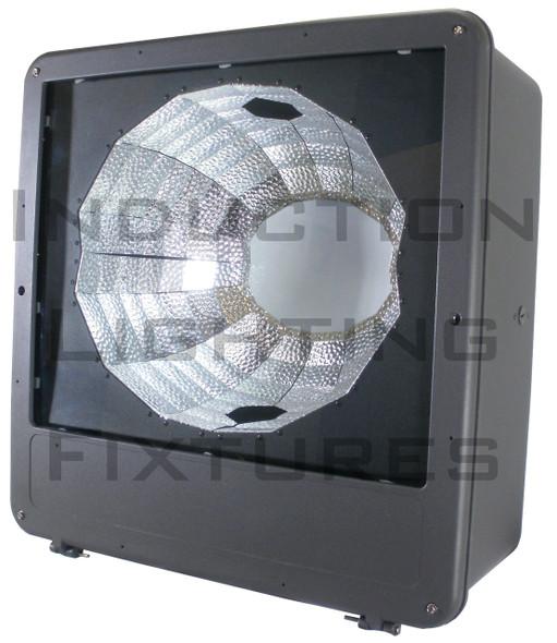 """FSV150 Series 150W Induction Spot Light Fixture 23"""" Housing Type 5 Reflector Flood Light , Parking Lot Light 150 watt"""