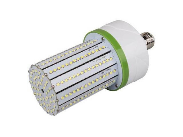 40 Watt LED Corn Light, LED Corn Cob, LED Cluster, LED 360 Degree Beam Angle Lamp with Mogul (E39/40) Base UL Listed 5000K