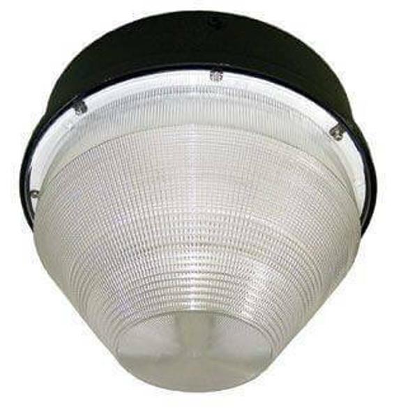 "IGF5120 120w Induction Parking Garage Fixture with Conical 15"" Round Cone Lens for Parking Garage Lighting 120 watt"