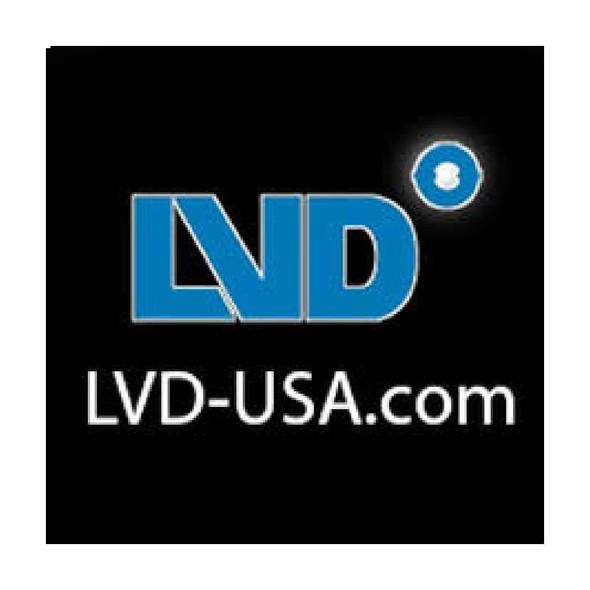 LVD Saturn Series 100W Induction Circular Light Round Lamp and Ballast Retrofit Kit 100 Watt