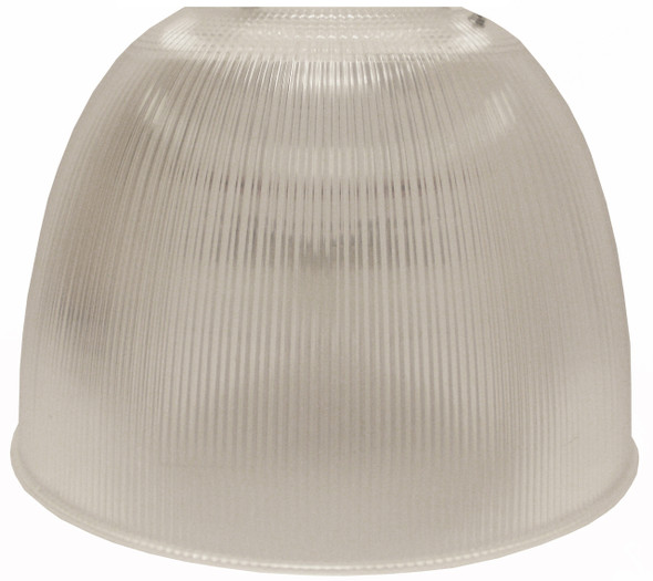 "CAR16 16"" Clear Acrylic Reflector for Low and High Bay Fixture"