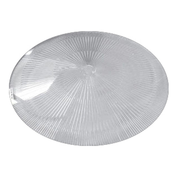 "Prismatic Acrylic Cone Lens for 22"" Low and High Bay Fixture"