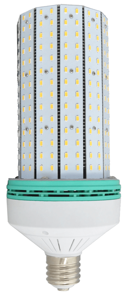 250 Watt LED Corn Light ,LED Corn Cob, 5000K, LED 360 Degree Beam Angle Lamp with Mogul (E39/40) Base with External Power Supply
