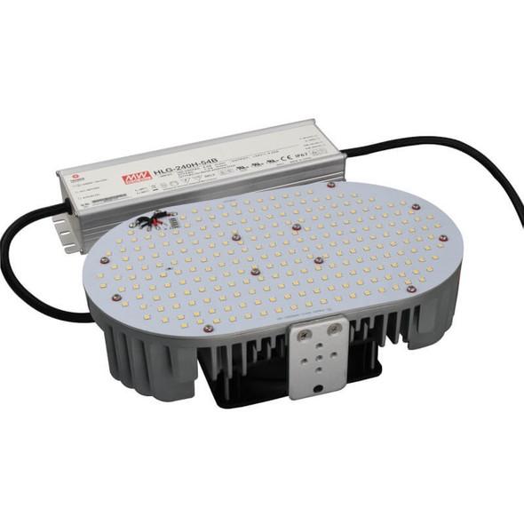 IRK240-3K 240 Watt LED Retrofit Module & External Power Supply 3000K Color Temp Yoke Mount Optional