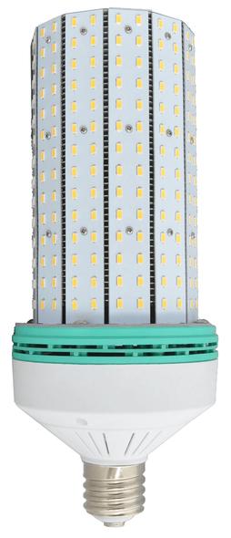 250 Watt LED Corn Light ,LED Corn Cob, 3000K, LED 360 Degree Beam Angle Lamp with Mogul (E39/40) Base with External Power Supply