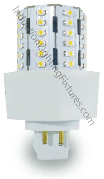 3 Watt LED PL light Bulb Cornlight with 360 degree Beam Angle 4000K, 9w CFL Replacement