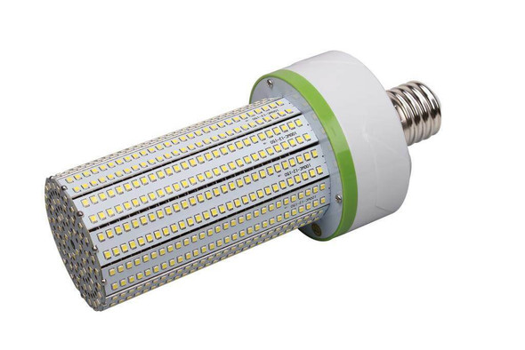80 Watt LED Corn Light, LED Corn Cob, LED Cluster, LED 360 Degree Beam Angle Lamp with Mogul (E39/40) Base UL Listed 4000K