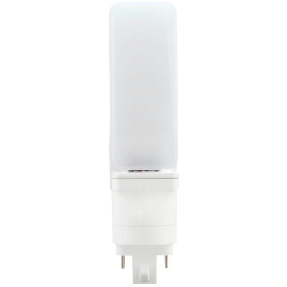 ICF12H-4K 12 Watt Type AB LED PL light Bulb 140 degree Beam Angle 4000K, 32w Ballast Compatible CFL Replacement
