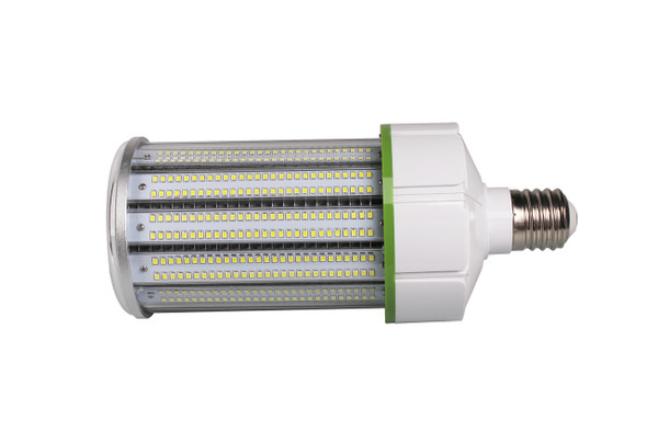 IC120-4KIP64 120W LED Corn Cob light Bulb with 360 Degree Beam Angle Lamp with Mogul (E39) Base UL Listed 4000K. Rugged LED 120 watt