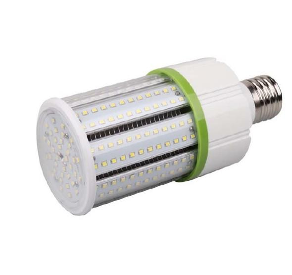 IC30-5KIP64 30W LED Corn Cob light Bulb, SNC-CLW-30WA1, 120w Metal Hailide Equivalent IP64, Mogul (E39) Base UL 5000K Rugged 30 watt