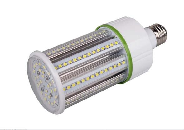 LED Corn Light IP64 20W   20 Watt LED Corn Cob   LED Cluster 360 Degree Beam Angle Lamp with Medium E26/E27 Base UL Listed 4000K
