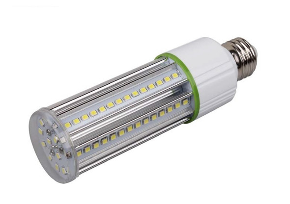 ICM12-4KIP64 12W LED Corn Light, 12 Watt LED Corn Cob, LED Cluster 360 Degree Beam Angle Lamp with Medium E26/E27 Base UL Listed 4000K