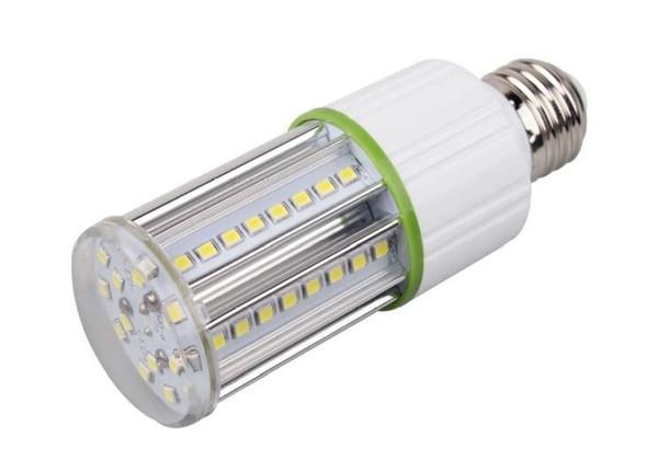 LED Corn Light IP64 7W | 7 Watt LED Corn Cob | LED Cluster 360 Degree Beam Angle Lamp with Medium E26/E27 Base UL Listed 4000K