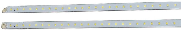 ILTR-5k-2420 Series Fluorescent Light to LED Retrofit Kit for 2x2 Troffer and Grid Lights, 24 inch. DLC Certified