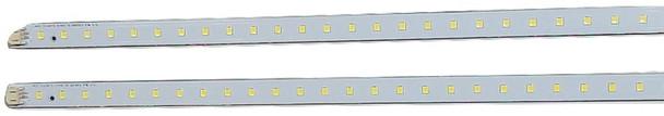 "ILTR-5K-4840 Fluorescent Light to LED Retrofit Kit for 2x4 Troffer and Grid Lights, 48"" DLC Certified"