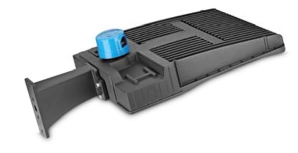 LKHD300-5K-S 300 Watt LED Area Light Fixture, Deco Style Parking Lot Light Fixture 1000 Watt MH Replacement with Slip Fitter